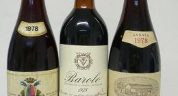 Les grands vins rouges du Piémont chez Vinosesam