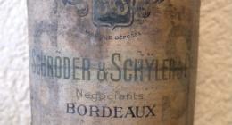 Autres bouteilles bues par Laurent – 3ème trimestre 2010