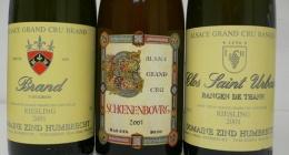 Soirée Rieslings secs d'Alsace et d'Allemagne au vieillissement