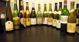 soirée vins Germaniques et Côtes du Rhône