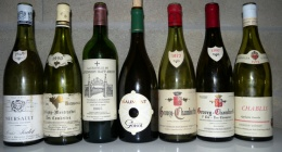 Dégustation de quelques Bourgognes