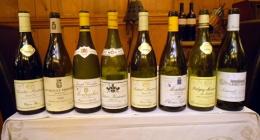 Grands vins blancs de Bourgogne