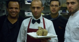 Soirée Truffe blanche d'Alba au Café du Marché