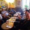 Repas à Chateauvieux autour des vieux vins du Jura