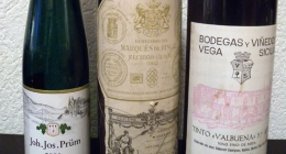 La vengeance du Vega Sicilia