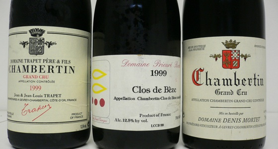 Horizontale Bourgogne 1999