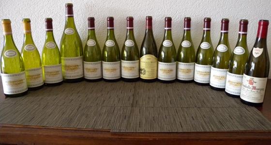 Soirée autour des vins de Jacques-Frédéric Mugnier