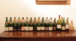 Soirée vieux champagnes