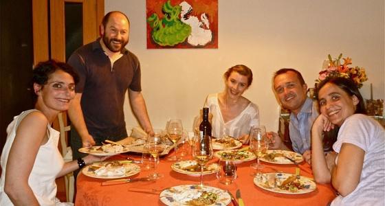 soirée espagnole entre amis !