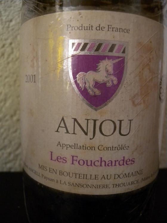 Anjou Les Fouchardes 2001 de Marc Angéli