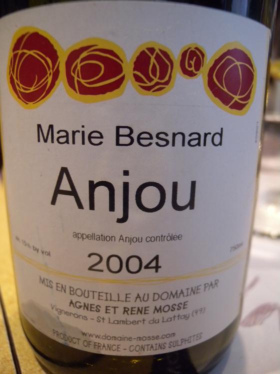 Anjou Marie Besnard 2004 de René Mosse