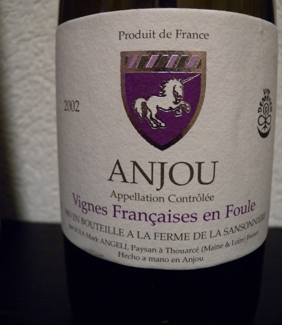 Anjou Vignes Françaises en Foule 2002