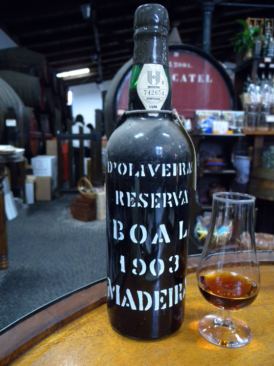 Boal 1903 D'Oliveira