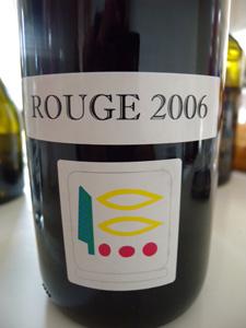 Bourgogne rouge 2006 du Domaine Prieuré Roch