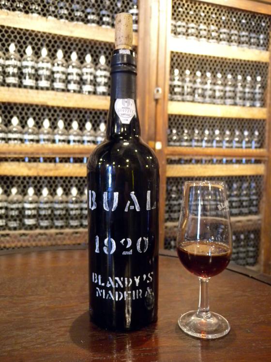 Bual 1920 Blandy's