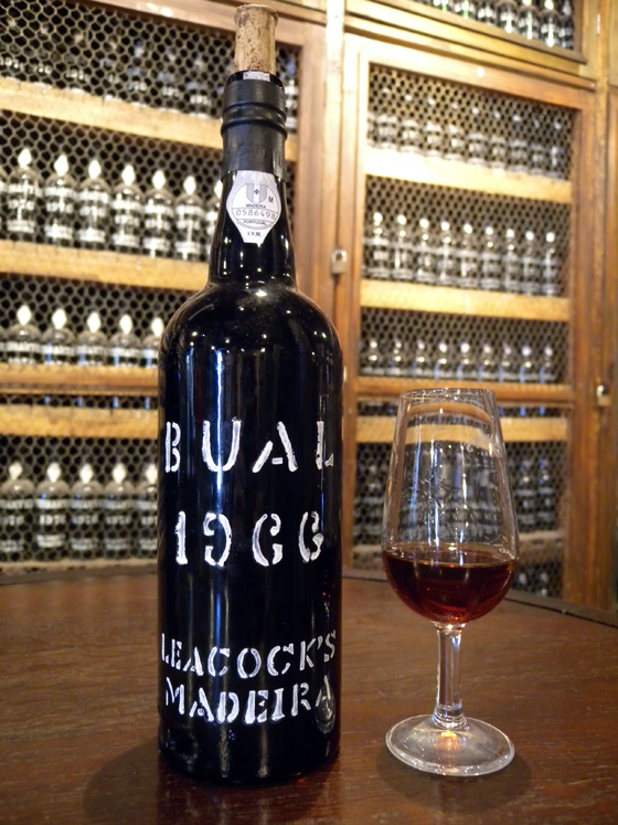 Bual 1966 Leacock's