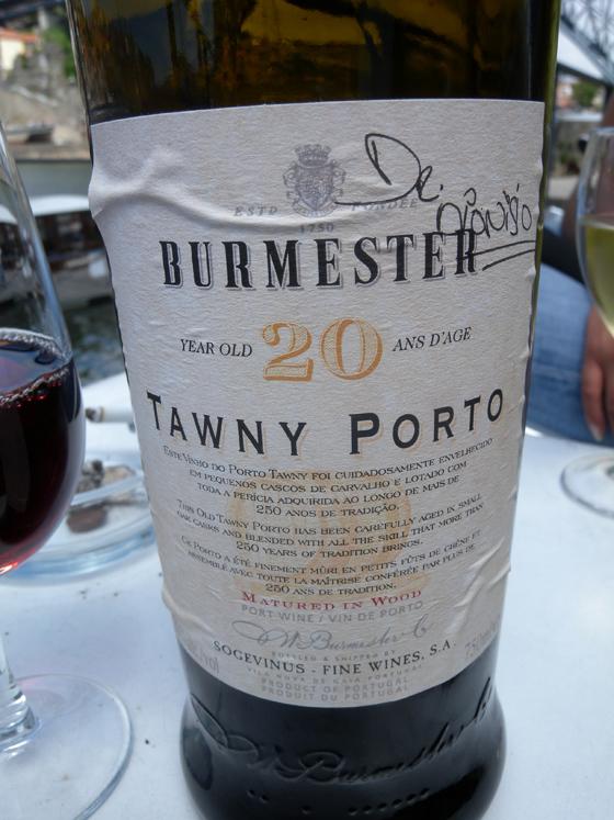 Burmester Tawny 20 years
