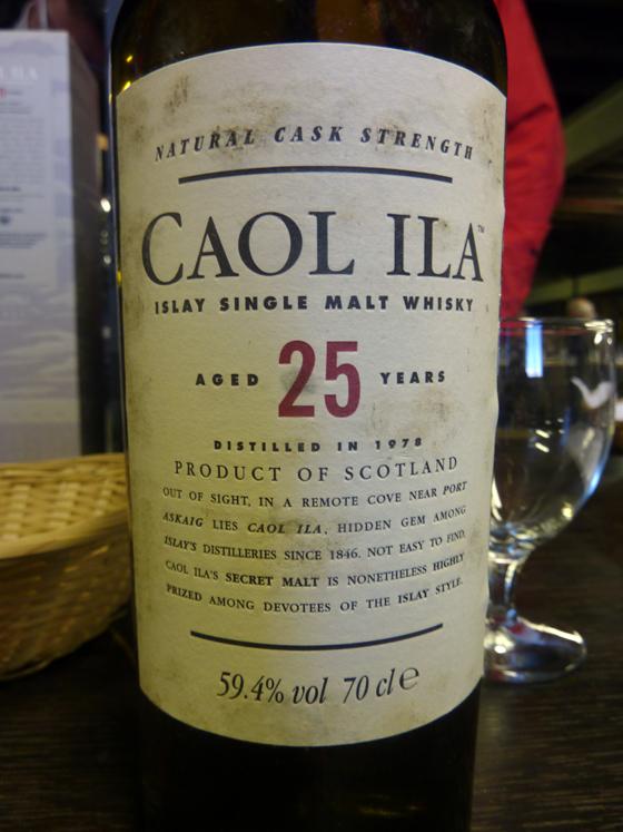 Caol Ila 25y