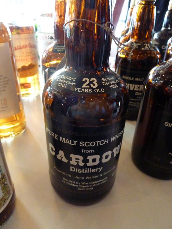 Cardow Cadenhead's 25 y