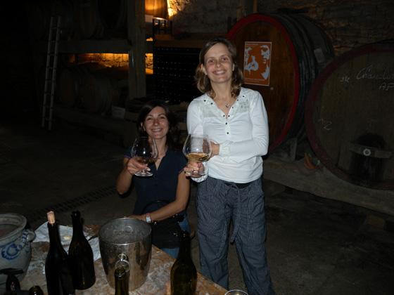 Carmen et Andréa