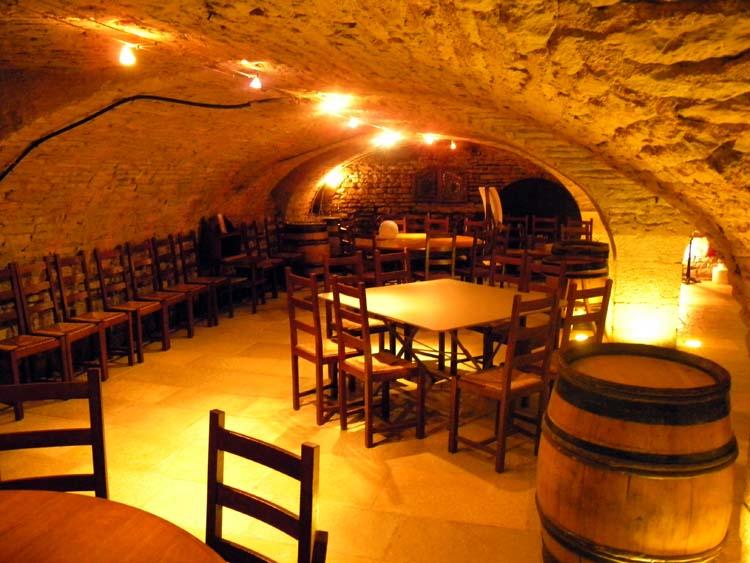 Caves de l'Abbaye à Beaune