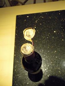 Château Cheval Blanc 1966 bouchon