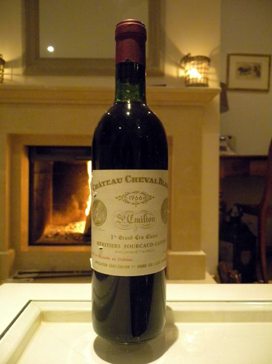 Château Cheval Blanc 1966