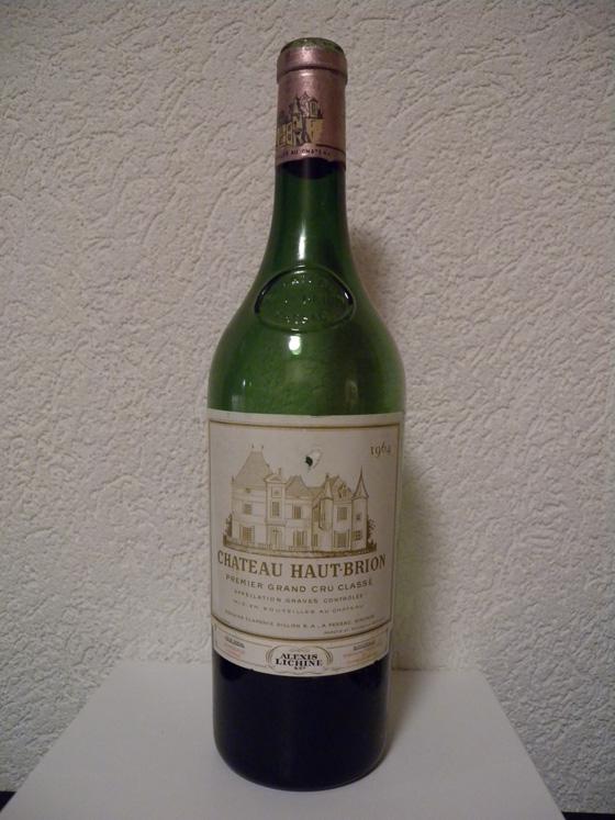 Château Haut-Brion 1964
