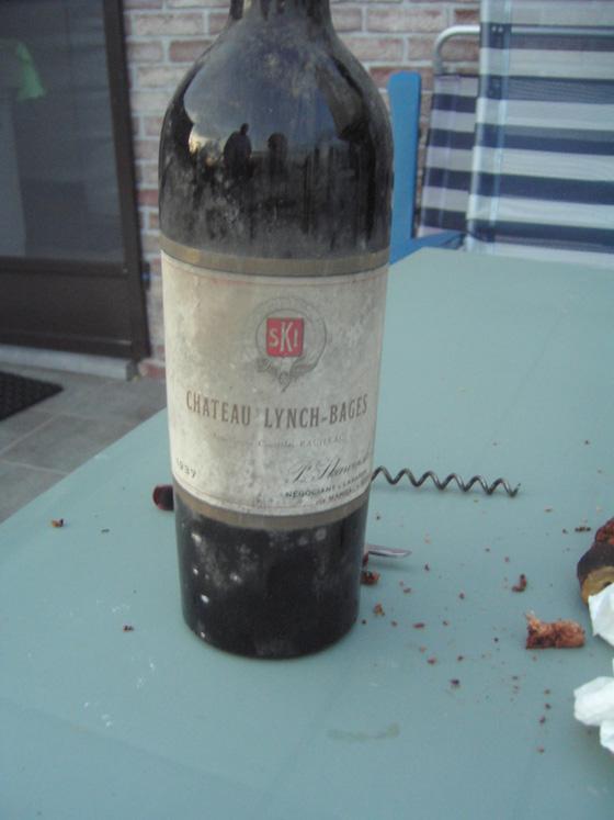 Château Lynch Bages 1937