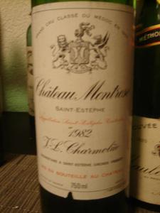 Château Montrose 1982