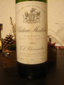 Château Montrose 1995