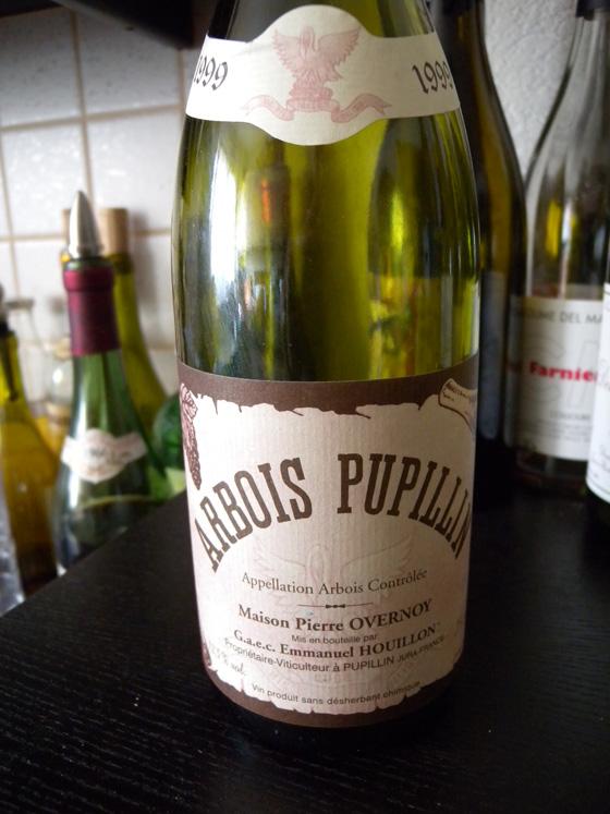 Chardonnay-Savagnin 1999 de Pierre Overnoy