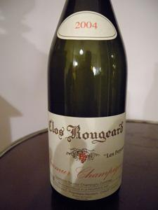 Clos Rougeard Les Poyeux 2004