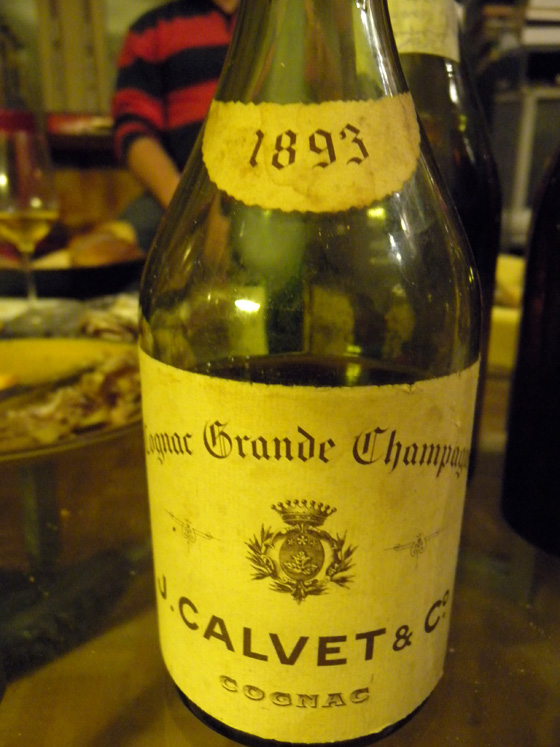Cognac 1893 de Calvet