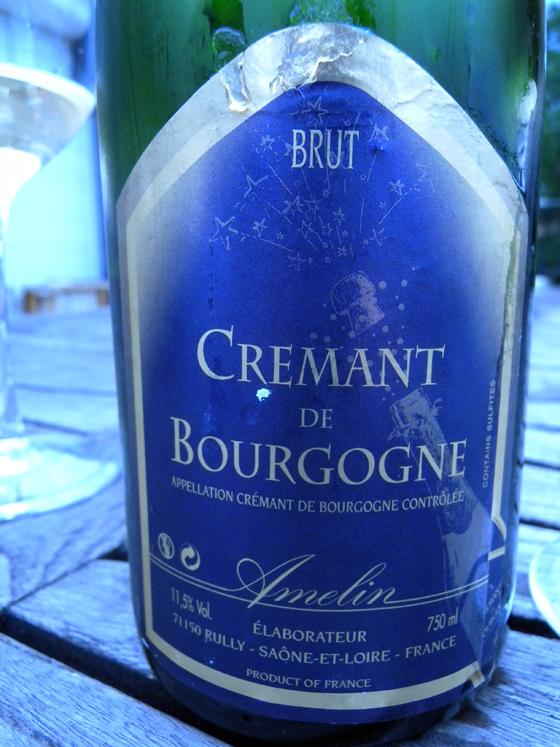 Crémant de Bourgogne Brut d'Amelin