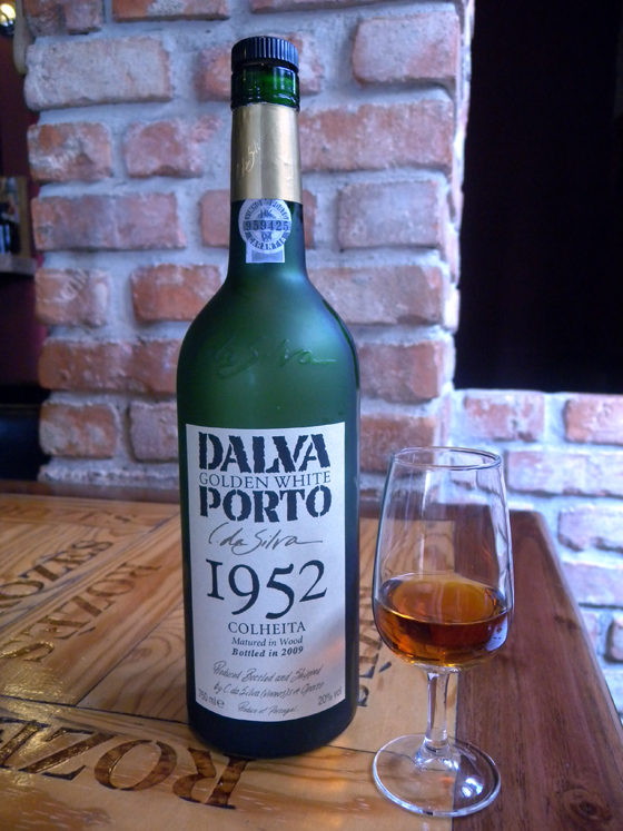Dalva Golden White Colheita 1952