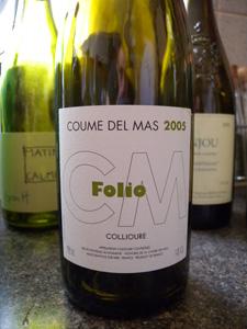 Folio 2005 de Coume del Mas
