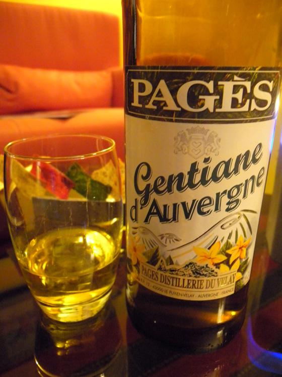 Gentiane d'Auvergne Pagès