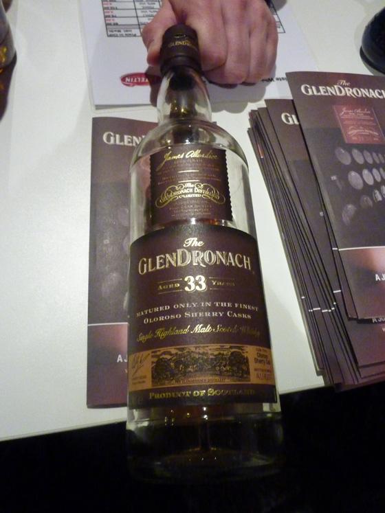 Glendronach 33 y