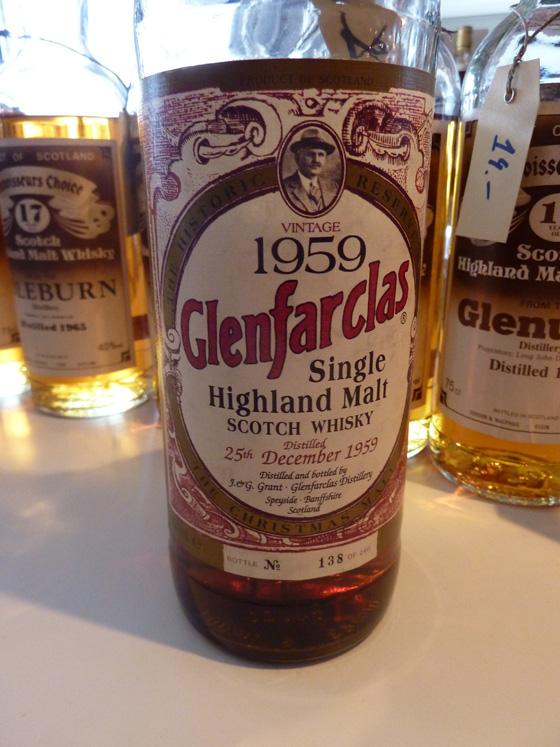 Glenfarclas Historic n° 3 59