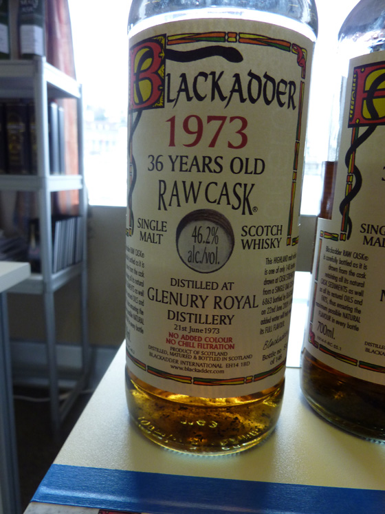 Glenury Royal Blackadder 36 y