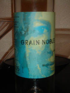 Grain noble 2005 de MT Chappaz (Valais)
