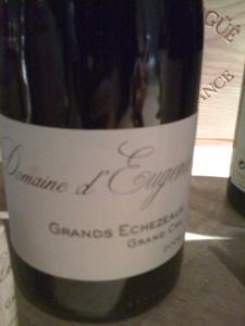 Grands Echezeaux Grand Cru 2004 du Domaine d'Eugénie