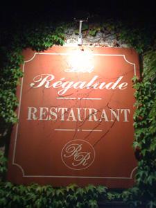 La Régalade à Beaune