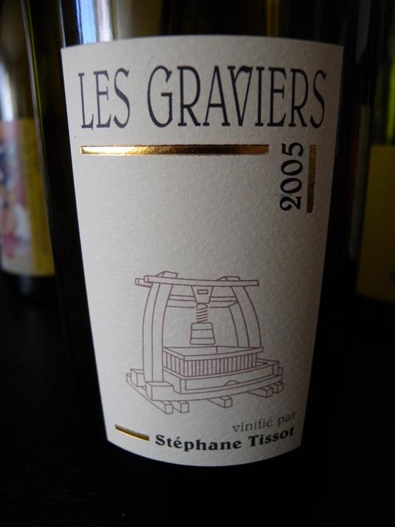 Les Graviers 2005 de Stéphane Tissot