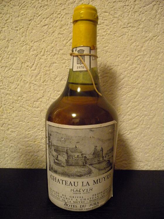 Macvin 1976 du château La Muyre