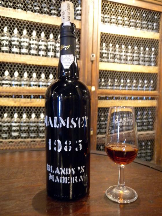 Malmsey 1985 Blandy's