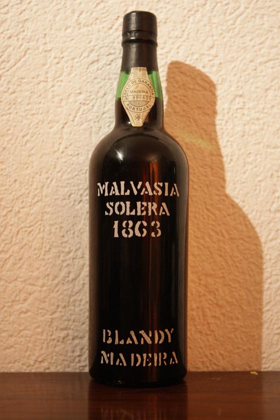 Malvasia Solera 1863