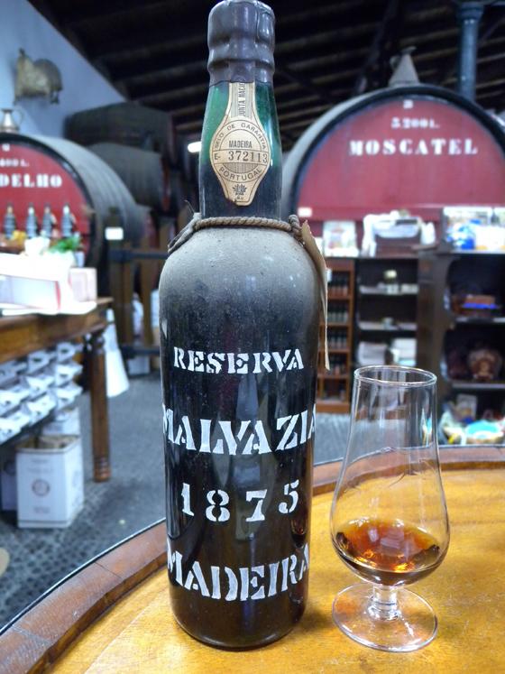 Malvazia 1875 D'Oliveira