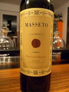 Masseto 2004